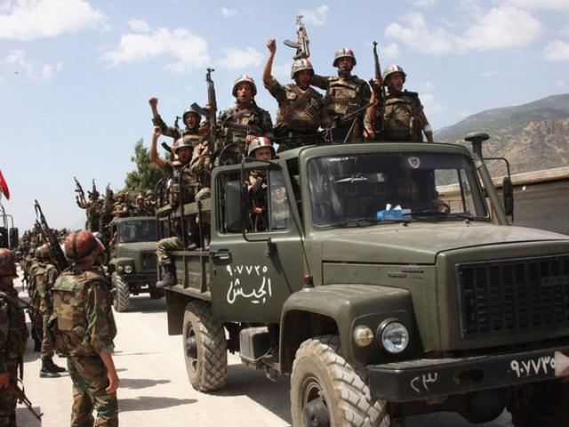 """Chiến tranh vùng Vịnh: """"Bão táp sa mạc"""" vùi dập Iraq - 12"""