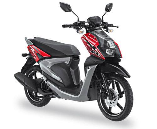 Yamaha X-Ride 125 giá 29,4 triệu đồng lên kệ - 4