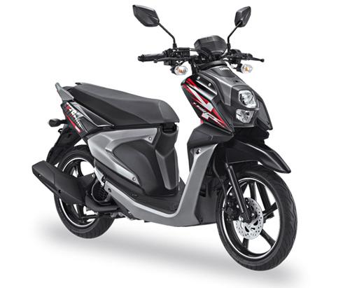 Yamaha X-Ride 125 giá 29,4 triệu đồng lên kệ - 5