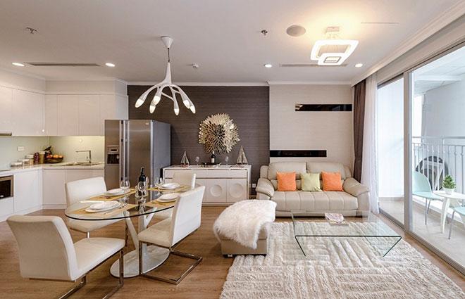 Ra mắt căn hộ dịch vụ cho thuê đẳng cấp Park 12 - Park Hill PREMIUM - 3