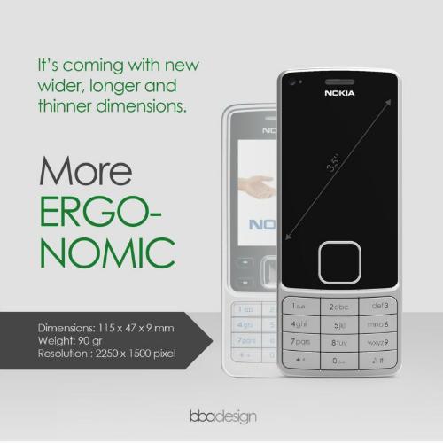 """Nokia 6300 chạy Windows Phone cực """"thích"""" mắt - 2"""