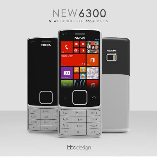 """Nokia 6300 chạy Windows Phone cực """"thích"""" mắt - 1"""
