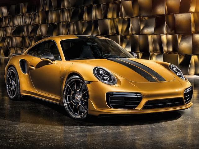 """""""Hàng độc"""" Porsche 911 Turbo S Exclusive Series chỉ 500 chiếc - 1"""