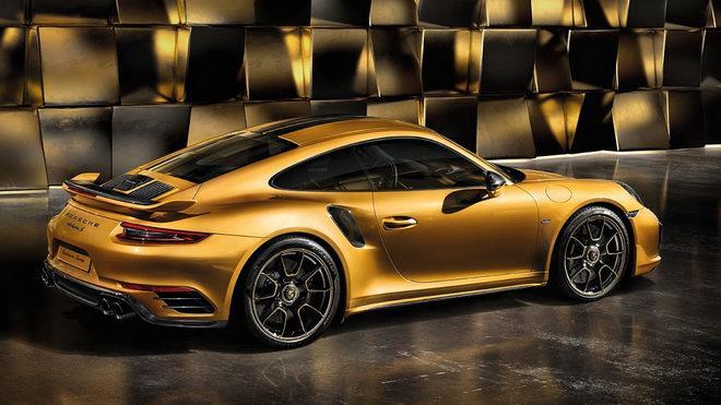 """""""Hàng độc"""" Porsche 911 Turbo S Exclusive Series chỉ 500 chiếc - 4"""