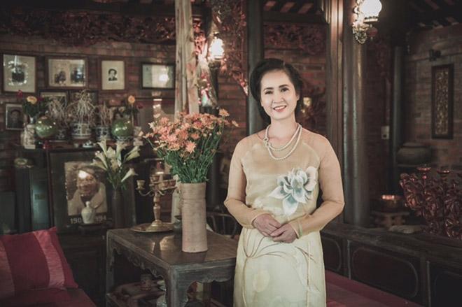 """Nghệ sĩ Lan Hương """"Sống chung với mẹ chồng"""": Xem phim, có người muốn đấm tôi - 5"""