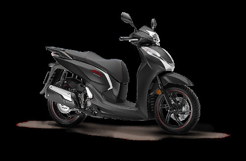 Honda SH300i thêm phiên bản mới giá 249 triệu đồng