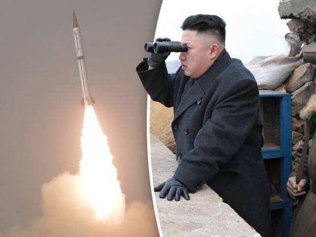 """Chuyên gia: Tên lửa Triều Tiên chỉ cách Mỹ """"một bước chân"""""""