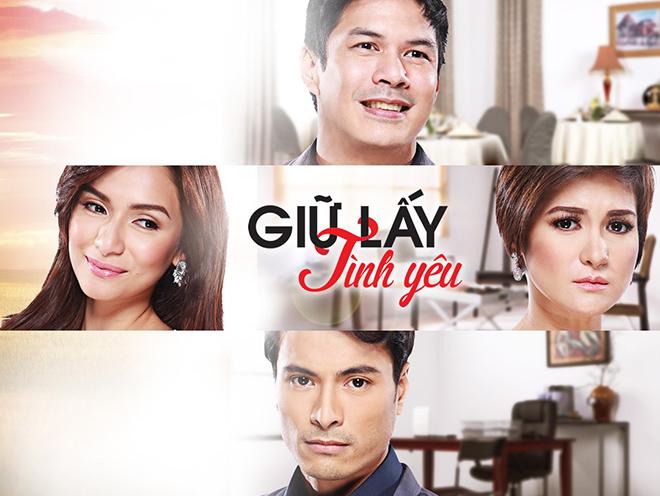 """""""Giữ lấy tình yêu"""" - phim Philippines hấp dẫn giờ vàng TodayTV - 6"""