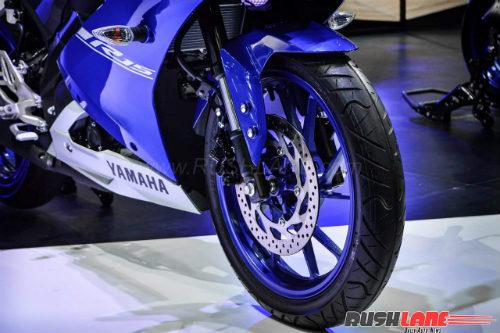 2017 Yamaha R15 V3 về các đại lý ở Việt Nam - 4