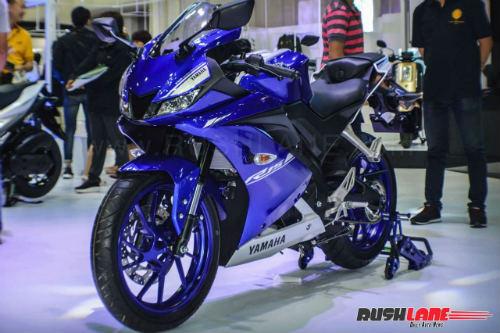 2017 Yamaha R15 V3 về các đại lý ở Việt Nam - 2