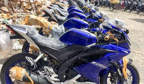 2017 Yamaha R15 V3 về các đại lý ở Việt Nam