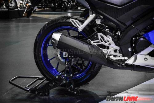 2017 Yamaha R15 V3 về các đại lý ở Việt Nam - 8