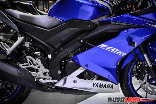 2017 Yamaha R15 V3 về các đại lý ở Việt Nam - 7
