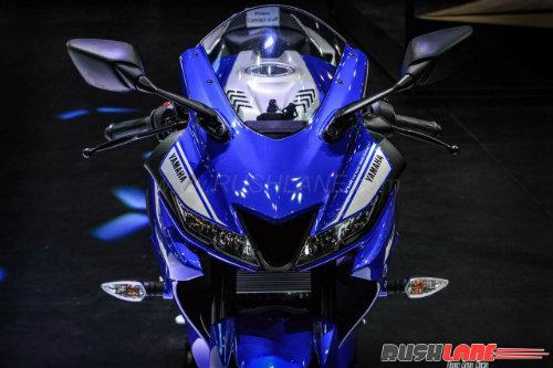 2017 Yamaha R15 V3 về các đại lý ở Việt Nam - 6