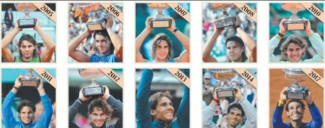 VĐV vĩ đại nhất lịch sử: Nadal tranh tài Phelps, Pacquiao - 1