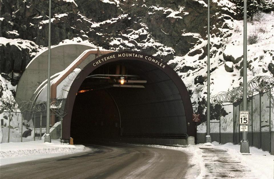 Bên trong hầm chống hạt nhân bí ẩn của giới chức Mỹ - 1