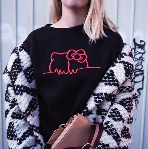 Binh đoàn Hello Kitty sắp thống trị thế giới thời trang! - 4