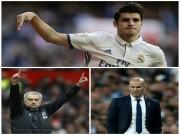 Bóng đá - Real sắp loạn: Đòi tới MU, Morata gây sự với Zidane