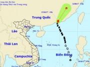Tin tức trong ngày - Bão số 1 đổ bộ Trung Quốc, Bắc Bộ mưa như trút nước