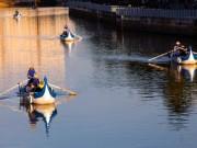 Du lịch - Lênh đênh cùng thuyền Phụng trên dòng kênh Nhiêu Lộc