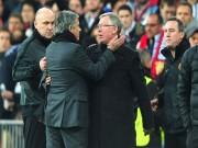 Bóng đá - MU: Mourinho - Sir Alex, sự tương đồng của 2 bộ óc vĩ đại