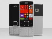 """Thời trang Hi-tech - Nokia 6300 chạy Windows Phone cực """"thích"""" mắt"""