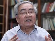 Giáo dục - du học - Nguyên Bộ trưởng GD&ĐT: Bỏ biên chế giáo viên là đề xuất nguy hại