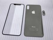 Dế sắp ra lò - iPhone 8, iPhone 7s đồng loạt xuất hiện, màn hình phủ toàn mặt trước
