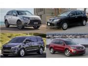 Tư vấn - Những mẫu xe gia đình đáng mua nhất có giá dưới 700 triệu đồng