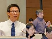 Tin tức trong ngày - Đại biểu QH tranh luận với Phó Thủ tướng về Sơn Trà