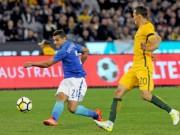 Bóng đá - Australia - Brazil: Chớp nhoáng 12 giây định đoạt