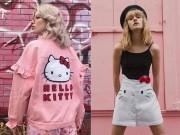 Thời trang - Binh đoàn Hello Kitty sắp thống trị thế giới thời trang!