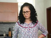 """Phim - Nghệ sĩ Lan Hương """"Sống chung với mẹ chồng"""": Xem phim, có người muốn đấm tôi"""