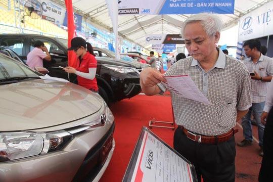 Ràng buộc chặt hơn đối với nhà sản xuất ô tô - 1