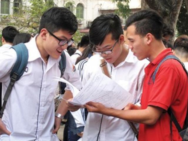 Tuyển sinh ĐH 2017: 73.9% thí sinh có nguyện vọng xét tuyển đại học - 2
