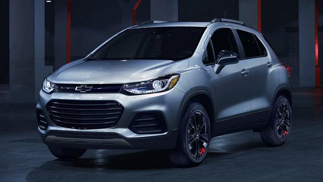 Sắp ra mắt Chevrolet Trax 2018 với nhiều cải tiến - 1