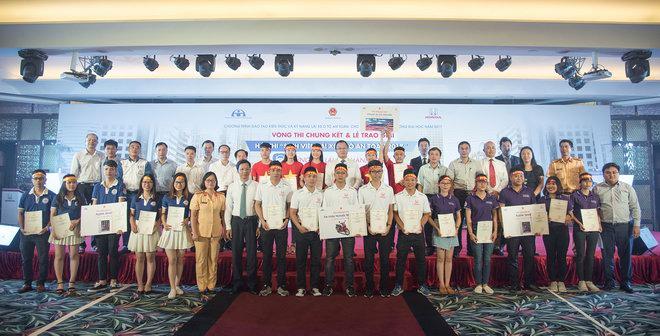Thắng cuộc thi ôtô, sinh viên Thái Nguyên được đi Nhật - 8