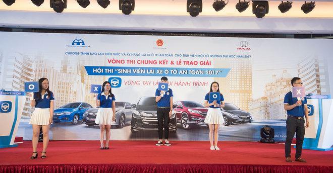 Thắng cuộc thi ôtô, sinh viên Thái Nguyên được đi Nhật - 1