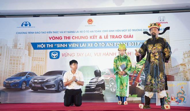 Thắng cuộc thi ôtô, sinh viên Thái Nguyên được đi Nhật - 3