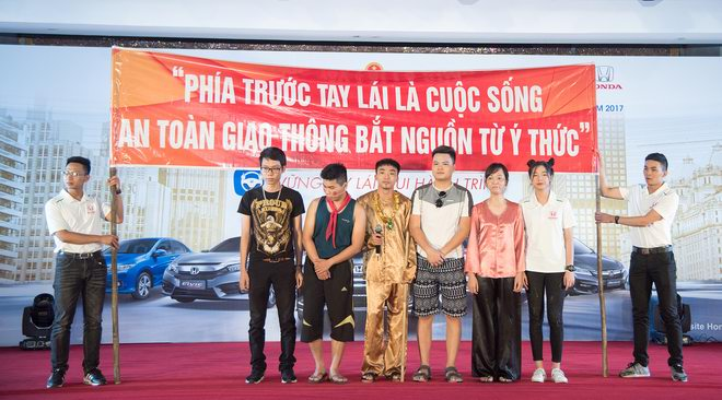 Thắng cuộc thi ôtô, sinh viên Thái Nguyên được đi Nhật - 5