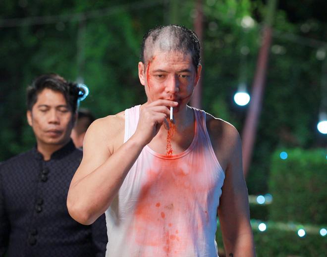 """Bình Minh chấp nhận đổ máu, cạo trọc đầu vì """"Sám hối"""" - 1"""