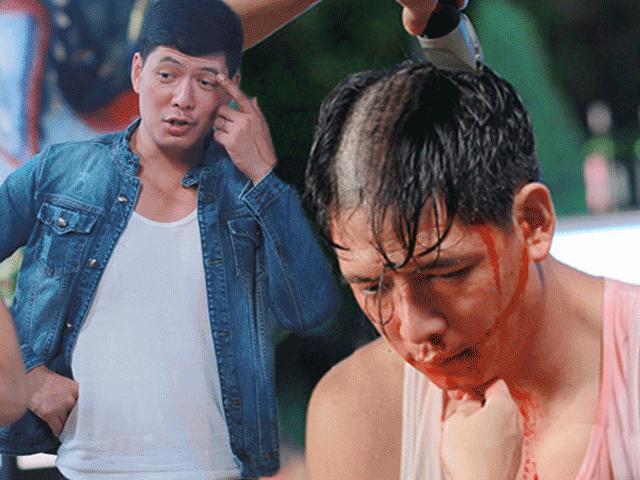 """Bình Minh chấp nhận đổ máu, cạo trọc đầu vì """"Sám hối"""""""