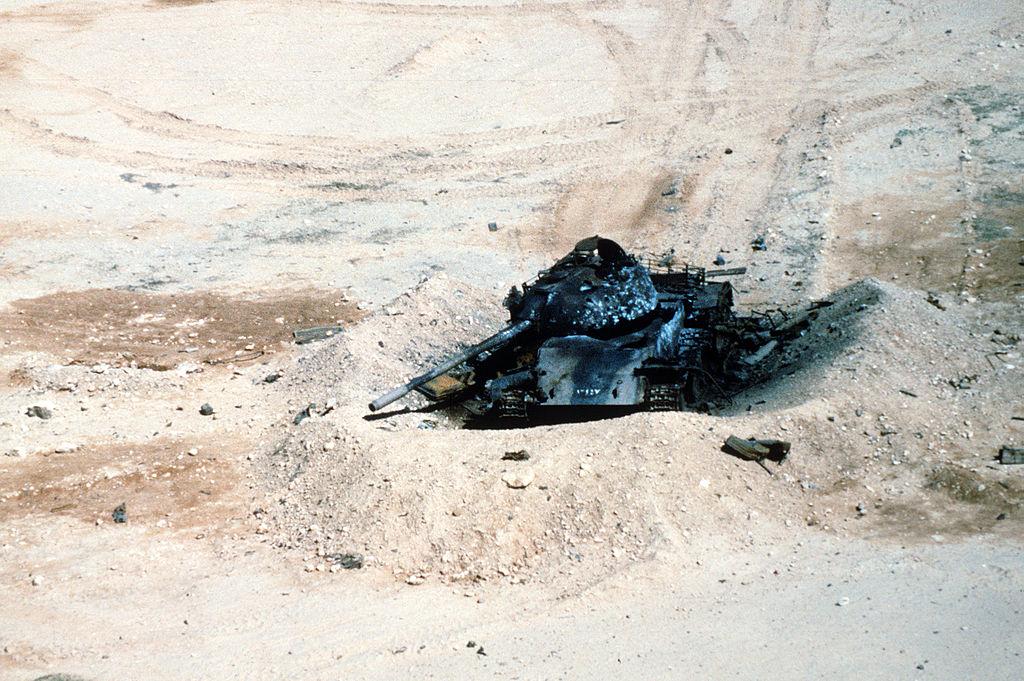 """Chiến tranh vùng Vịnh: """"Bão táp sa mạc"""" vùi dập Iraq - 4"""