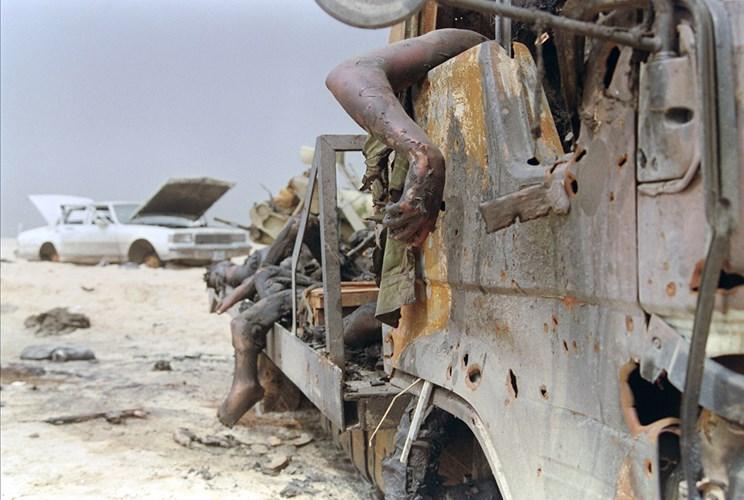 """Chiến tranh vùng Vịnh: """"Bão táp sa mạc"""" vùi dập Iraq - 10"""