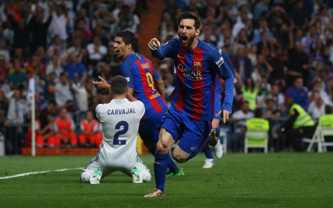 Messi vĩ đại: Viết lại lịch sử Barca – Real, không đầu hàng Ronaldo - 1