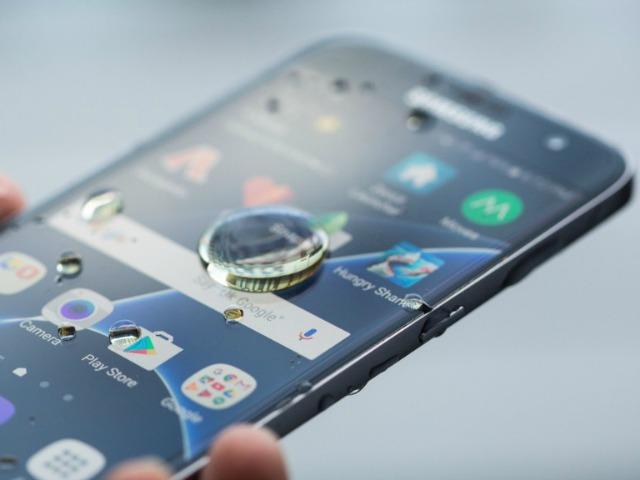Samsung Galaxy S8 Active siêu bền đã đạt chứng nhận FCC - 2