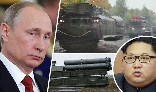 Lo chiến tranh, Nga đưa tên lửa mạnh nhất gần Triều Tiên? - 1