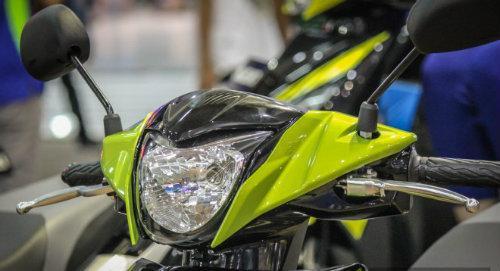 Ngắm xe ga 2017 Suzuki Address Playful giá hơn 24,8 triệu đồng - 4