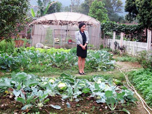 Kiếm tiền tỷ, vì sao Mỹ Linh, Thu Phương vẫn thích trồng rau, nuôi gà? - 10