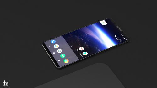 Video concept Google Pixel 2 đẹp không kém Galaxy S8 - 3